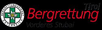 Bergrettung Vorderes Stubai Logo